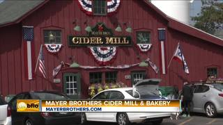 Mayer Brothers Cider Mill & Bakery