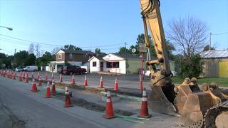 Sewage construction losing business in Tonawanda