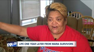 Those displaced by Maria still living in WNY