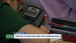 Many students still displaced by Hurricane Maria