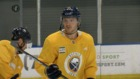 Sabres' Reinhart rejuvenated as he hits the ice
