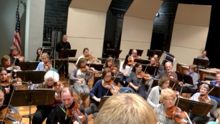 Local orchestra celebrates 73 years