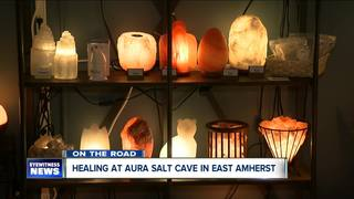 On the Road: East Amherst's Aura Salt Cave
