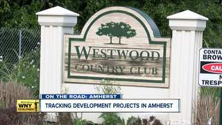 What's going on with Amherst development?