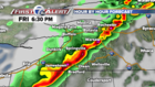 Storms likely in afternoon | Check radar here