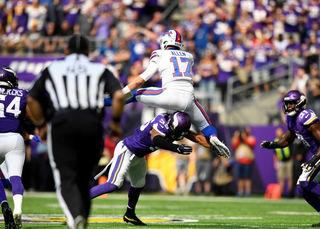 Joe B: 7 observations from Bills - Vikings