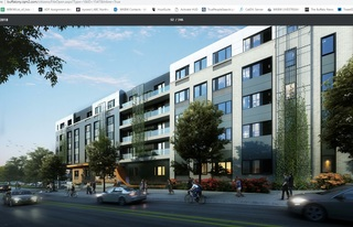 215 apartments coming to the medical corridor