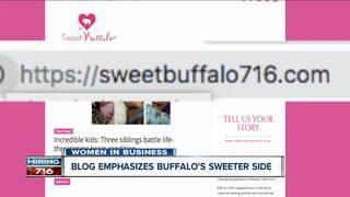 Buffalo blogger shares city's sweeter side