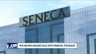 NYS giving Niagara Falls $12.3 million