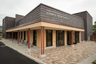 Buffalo State opens new alumni, visitor center