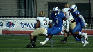 UB falls to Army 42-13 for first loss of season