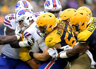 Joe B: 7 observations from Bills - Packers