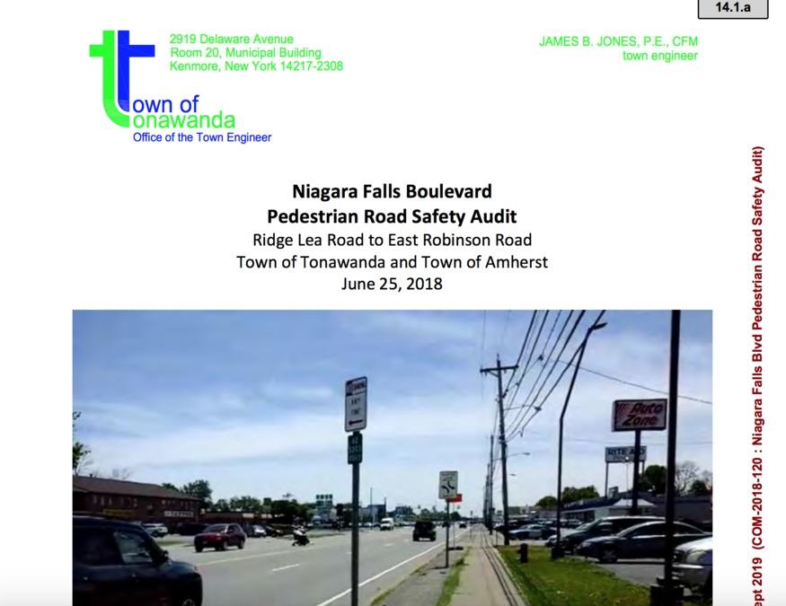 Report: Many problems on deadly stretch of Niagara Falls Boulevard - WKBW.com Bu...
