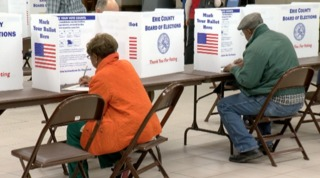 Younger voters take over mid-term registrations