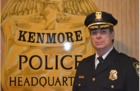Kenmore Chief of Police arrested on drug charge
