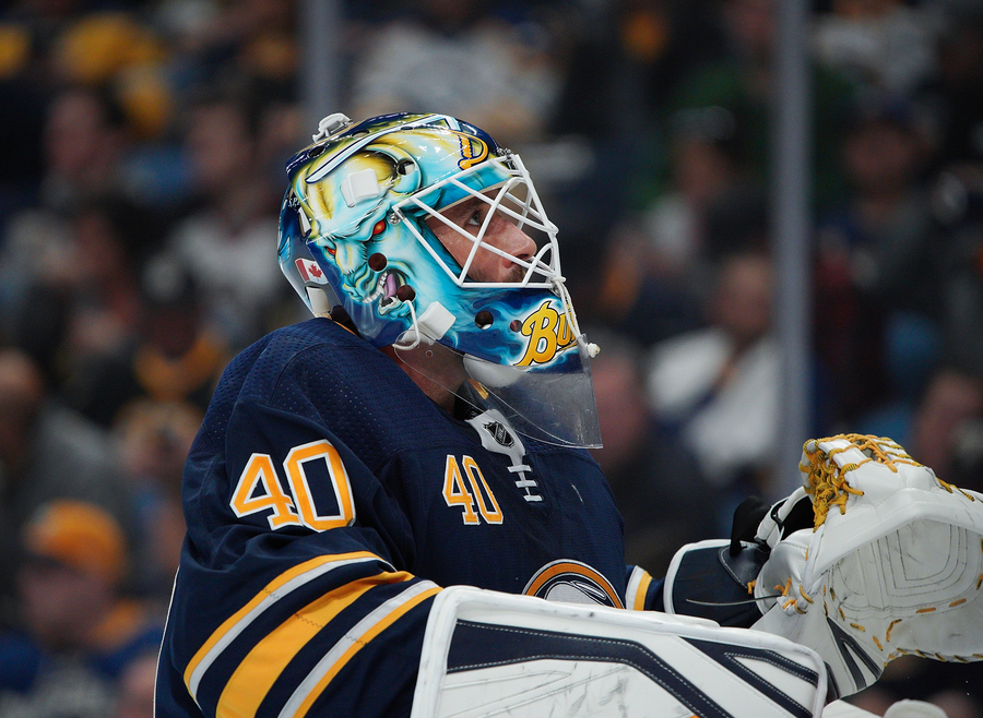 5 Observations: Hutton shines as Sabres take down Rangers 3-1 - WKBW.com Buffalo...