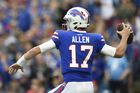 QB Josh Allen in line to start Sunday vs. Jags