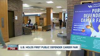 Public defenders career fair set for October 19