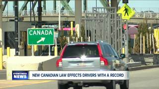 Changing Canadian law could complicate travel
