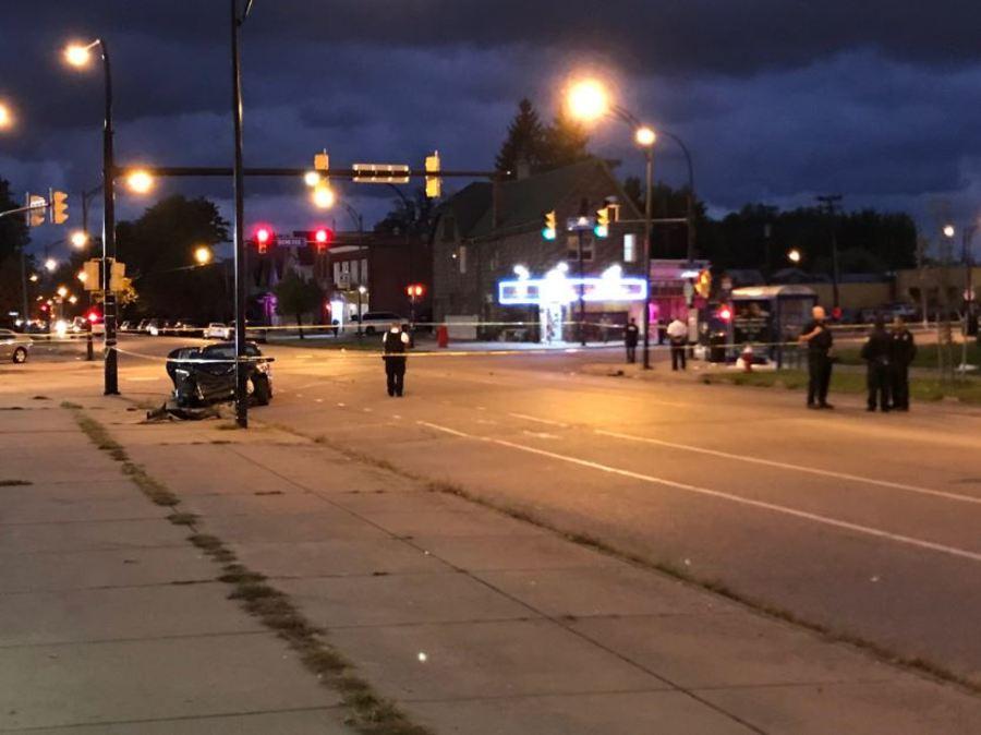 Woman dead following crash in Buffalo - WKBW.com Buffalo, NY