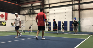 On the Road: Pickleball Island on Grand Island