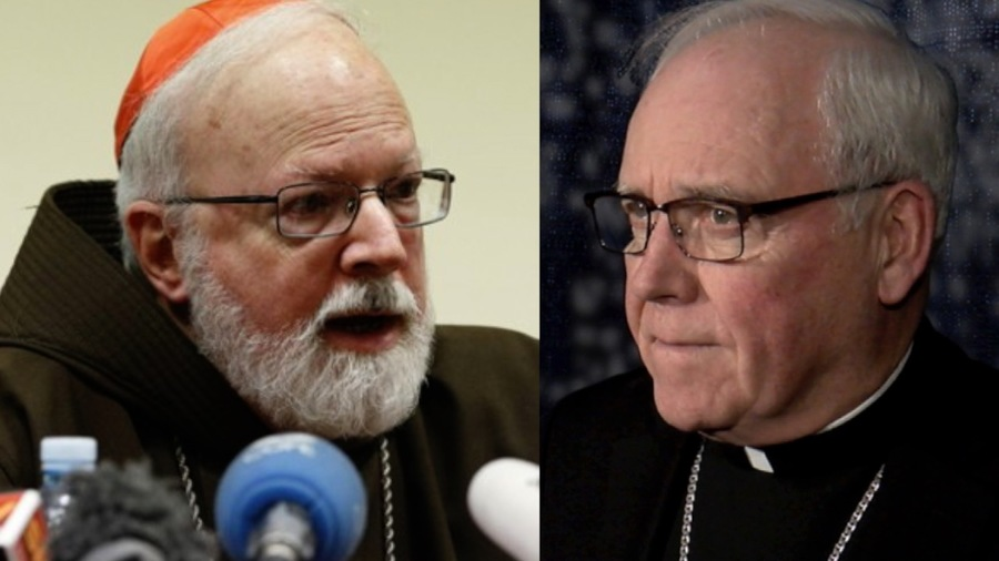 Buffalo Bishop Malone criticizes top cardinal, adviser to Pope Francis - WKBW.co...