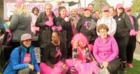Taking the steps to end Breast Cancer
