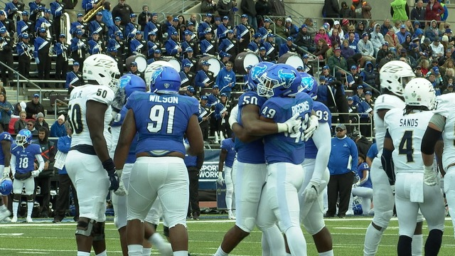 UB beats Akron 24-6 to become bowl eligible
