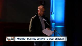Another tax hike could be coming to West Seneca