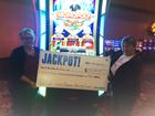 West Seneca woman hits jackpot