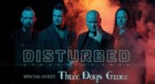 Disturbed coming to KeyBank Center