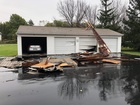 Tornado in West Seneca damages condo complex