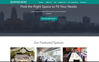Startup helps you to rent space in Buffalo