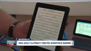 Adult literacy program helps prepare for jobs