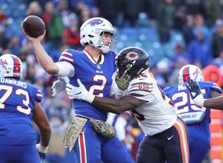 Joe B: Bills All-22 Review - Week 9 vs. Bears