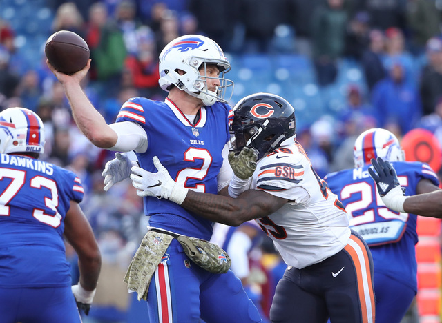 joe b  buffalo bills all-22 review - week 9 vs  chicago bears