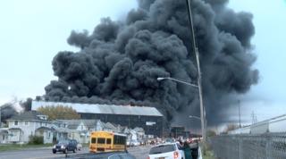 Remembering November 9: Bethlehem Steel Fire