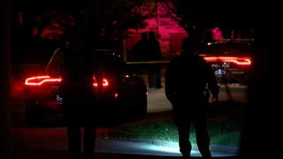 AMR: Overnight shooting sends one to ECMC