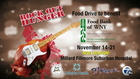 Help Rock Out Hunger collect 3,000 turkeys
