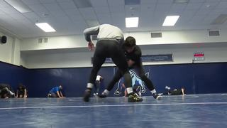UB wrestler to compete at World Championships