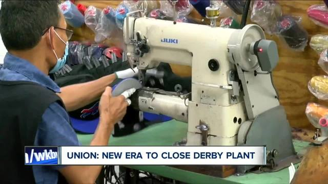 New Era plans closure of Derby plant, union says