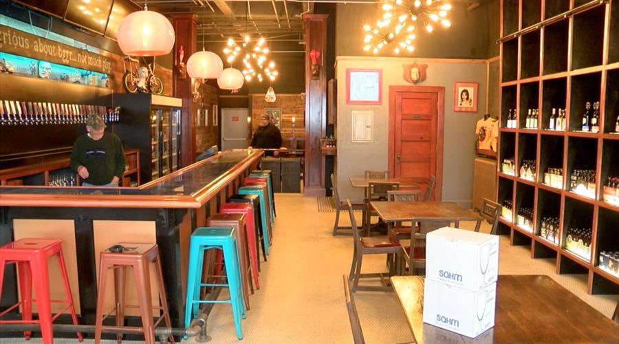 beer snob continuing jamestown development trend