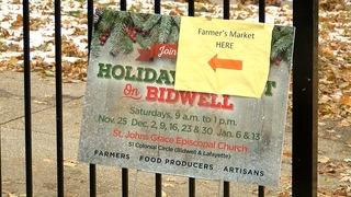 Elmwood-Bidwell Winter Market Kicks Off