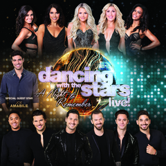 Win tickets to see Dancing With The Stars Live!