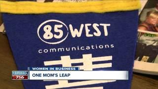 Women in Business: One Buffalo mom's leap