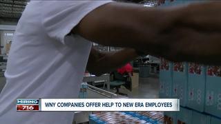 WNY companies helping Derby New Era employees