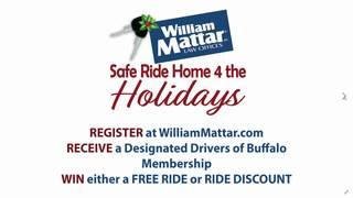 William Mattar Safe Ride Home 4 The Holidays