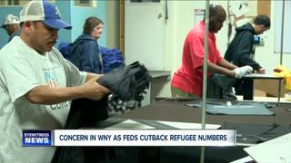 Concern in WNY as feds cutback refugee numbers