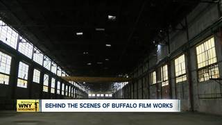 Behind the scenes of Buffalo Film Works