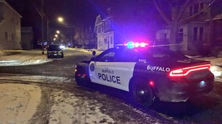Officer-involved shooting in Buffalo